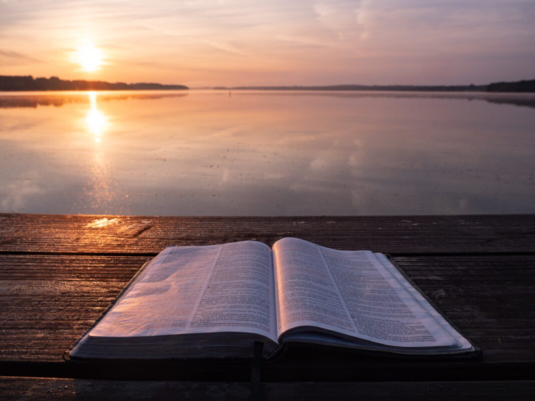 Meditacija nad biblijskim tekstom