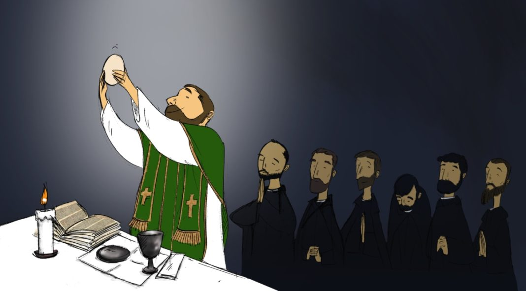 Prvi isusovci